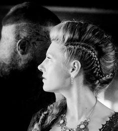 Ragnar and Lagertha