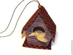 Mãos Birdhouse Interior - Feira Mestres - artesanal, Feito à Mão