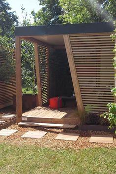 Abri de jardin KUBHOME: Jardin de style de style Classique par EXTAZE OUTDOOR