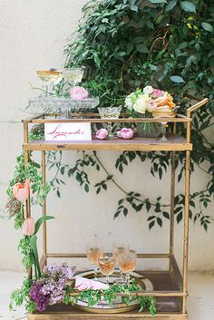 Grand Budapest Hotel Inspired Bridal Shower | Click to View More Photos