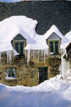 Village of la Godivelle ~ Auvergne
