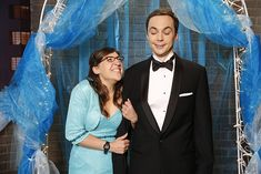 "The Big Bang Theory season 8, episode 8 ""The Prom Equivalency"""