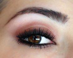 Glamorous eye makeup designs for brown eyes Make Up Geek, Revlon Lipstick, Pink Lipsticks, Smokey Eye For Brown Eyes, Smoky Eye, Eye Primer, Makeup Primer, Light Eye Makeup, Glamour