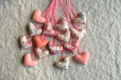 Valentine's Necklaces in Liberty of London for 2016