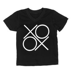 XOXO V-Neck T-shirt