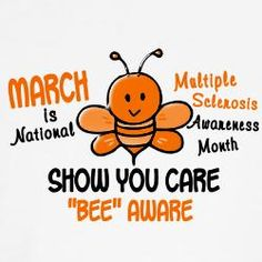 MS Awareness Month March March Multiple Sclerosis Awareness Month ...