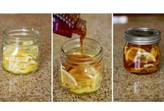 pasta de miel jenjibre y limón para el dolor de garganta