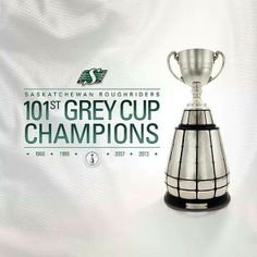 November 24 / 2013 Congratulations Ridernation, your Saskatchewan Roughriders are now the Grey Cup Champions! Go Rider, Saskatchewan Roughriders, Canadian Football League, Grey Cup, Saskatchewan Canada, I Am Canadian, Rough Riders, Bingo Cards