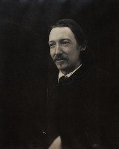 Robert Louis Balfour Stevenson. Scottish novelist, poet, essayist, and travel writer.