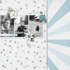 Layout using {Frosty} Digital Scrapbook Kit by Digilicious Design available at Sweet Shoppe Designs http://www.sweetshoppedesigns.com/sweetshoppe/product.php?productid=29704&cat=0&page=1 #digiscrap #digitalscrapbooking #digiliciousdesign