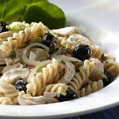 Chicken & Blueberry Pasta Salad | Stronger Together