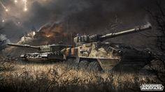 Armored Warfare выходит в массы!
