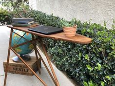 Vintage Mid Century Ironing Board-Minimalist Desk for Sale in Brea, CA - OfferUp