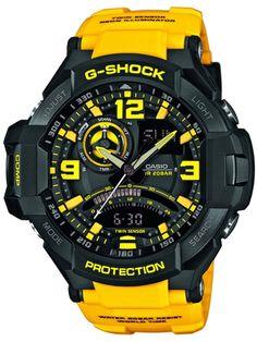 CASIO G-SHOCK GRAVITYMASTER | GA-1000-9BER