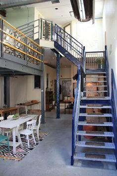 Katrine and Peter's Boston Loft — House Tour | Apartment Therapy