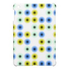Blurry Dotted Trendy Pattern Gifts Case For The iPad Mini