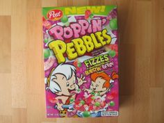 Post - Poppin' Pebbles Cereal