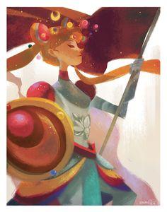 Save the Queen by hyamei.deviantart.com on @deviantART