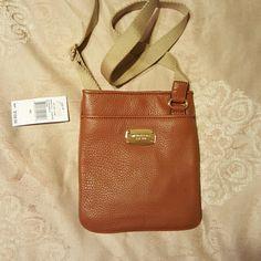 Authentic Michael Kors Handbag FINAL PRICE Jet set luggage crossbody leather small MICHAEL Michael Kors Bags Crossbody Bags