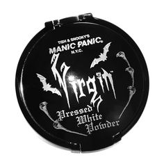 Great Group Halloween Costumes: The Addams Family - Manic Panic Virgin White Pressed Powder Gothic Vampire Manic Panic Colors, Faces Cosmetics, Gothic Vampire, Basic Makeup, Goth Makeup, Halloween Accessories, Costume Accessories, Halloween Gifts, Group Halloween