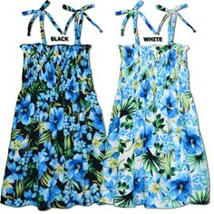 92f80b653383 Girl's Hibiscus Bouquet tube top Sundress. Hibiscus BouquetTropical Outfit Aloha ShirtMatching OutfitsHawaiianTubeBlack WhiteMatching ClothesBlack ...