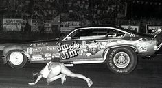 One of my favorite drag racers of all time. Jungle Jim...along with Jungle Pam! God, what a crew !