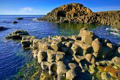 Northern Ireland - The Giant's Causeway, Co. Antrim