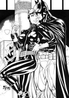 batman a divu žena kreslený porno