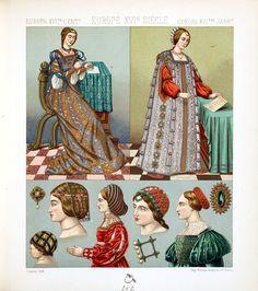 Le Costume Historique 1888