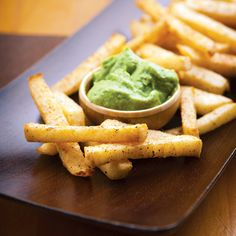 This root vegetable has a crispness that brings an entirely new texture and feel to fries for almost half the calories and carbs of potatoes.