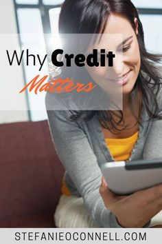 Want to understand why credit matters? Check out this series and see how it affects your borrowing, your insurance, even your cell phone plan!
