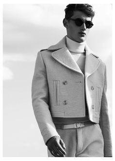 mensfashionworld: Tino Thielens by Patrick Houi for Me. Style Magazine