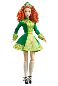 Irish Dance™ Barbie® Doll   The Barbie Collection