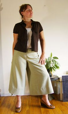 Easy Breezy Wrap Pants Tutorial – Laupre