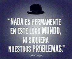 Frases celebres de Charles Chaplin - PinFrases.com   PinFrases.com