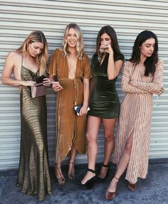 Holiday Squad Outfits. Women's Styles | Fashion