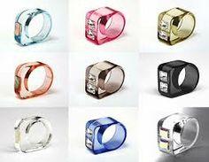handmade designer perspex jewellery - Google Search