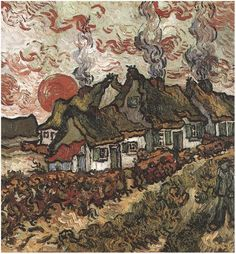 Painting, Oil on Canvas  Saint-Rémy, France: March - April, 1890  Private collection  F:673,JH:1919