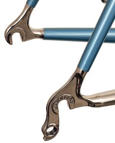 Waterford Stainless Steel Rear Dropouts   by waterfordbikes