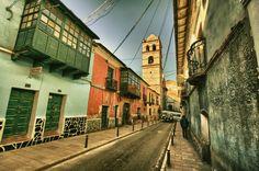 Calles de Potosí