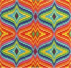 bargello needlepoint http://tonyshandwerkblog.blogspot.com/