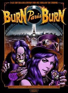 Burn Paris Burn 2009