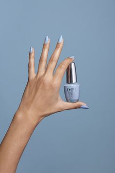 An icy color for the cooler days ahead - Check Out the Old Geysirs from the OPI Iceland collection.