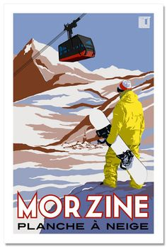 Redesigning History, one poster at a time | illicit snowboarding