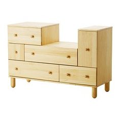 IKEA PS 2012 Chest of 5 drawers/1 door - IKEA