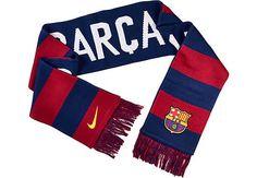 Nike Barcelona Supporters Scarf - Loyal Blue