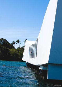 USS Arizona Memorial. #hawaii #oahu #honolulu #pearl #harbor #memorial #arizona