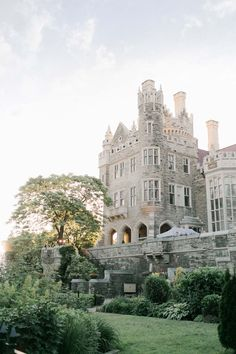 How beautiful is this castle venue in Toronto?!