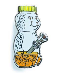 Honey Bear Pin