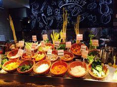 体重気にせず食べまくれ!女性に人気な東京都内の「サラダバー」厳選10店 | RETRIP[リトリップ]